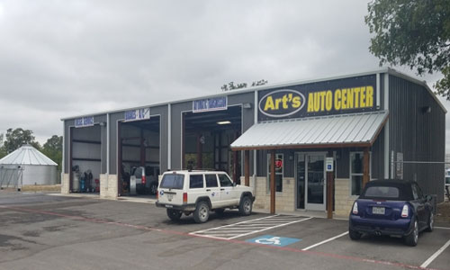 Art's Auto Center Marion TX